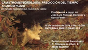 Conferencia Astrometeorologia - Entrada gratuita