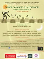 Sembrando Conciencia - Congreso de Astrología en Chile